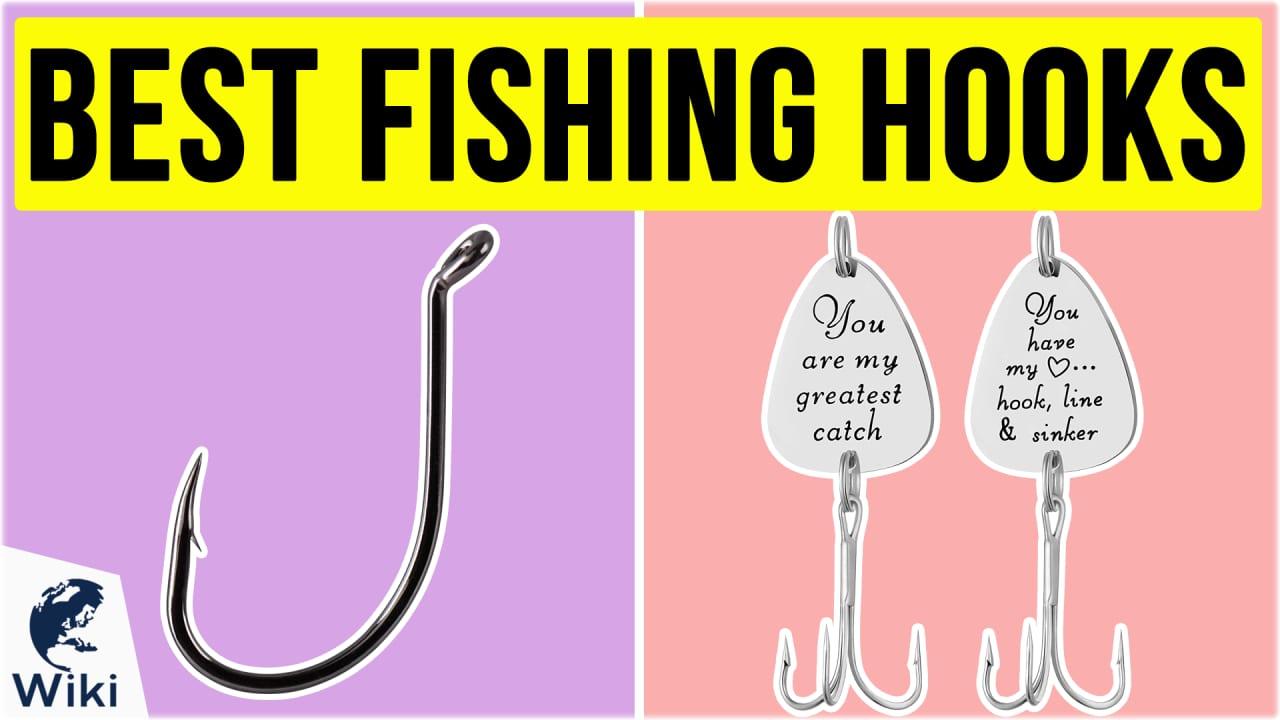 10 Best Fishing Hooks