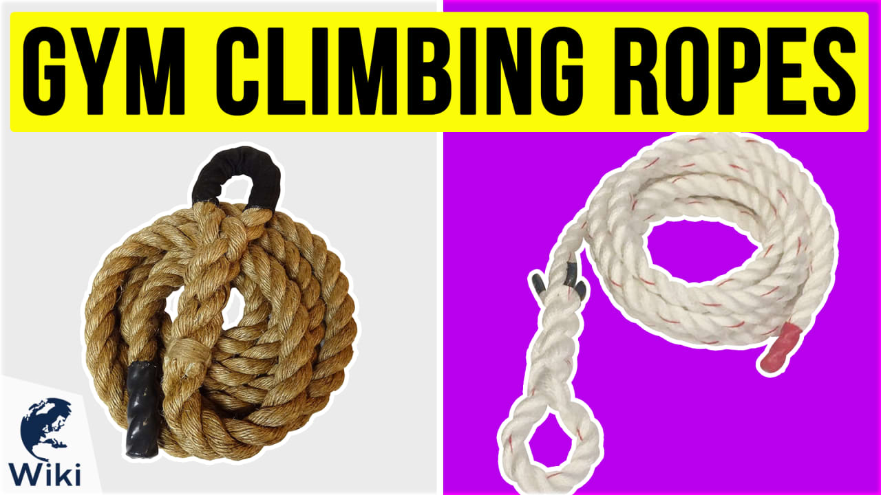10 Best Gym Climbing Ropes