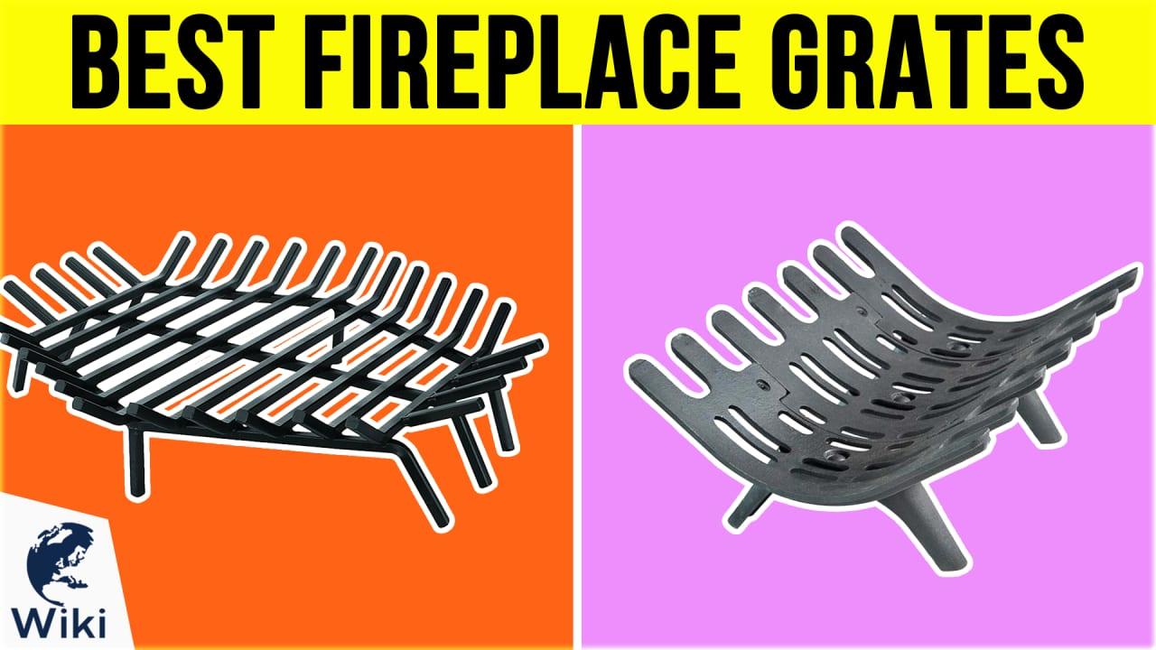 10 Best Fireplace Grates