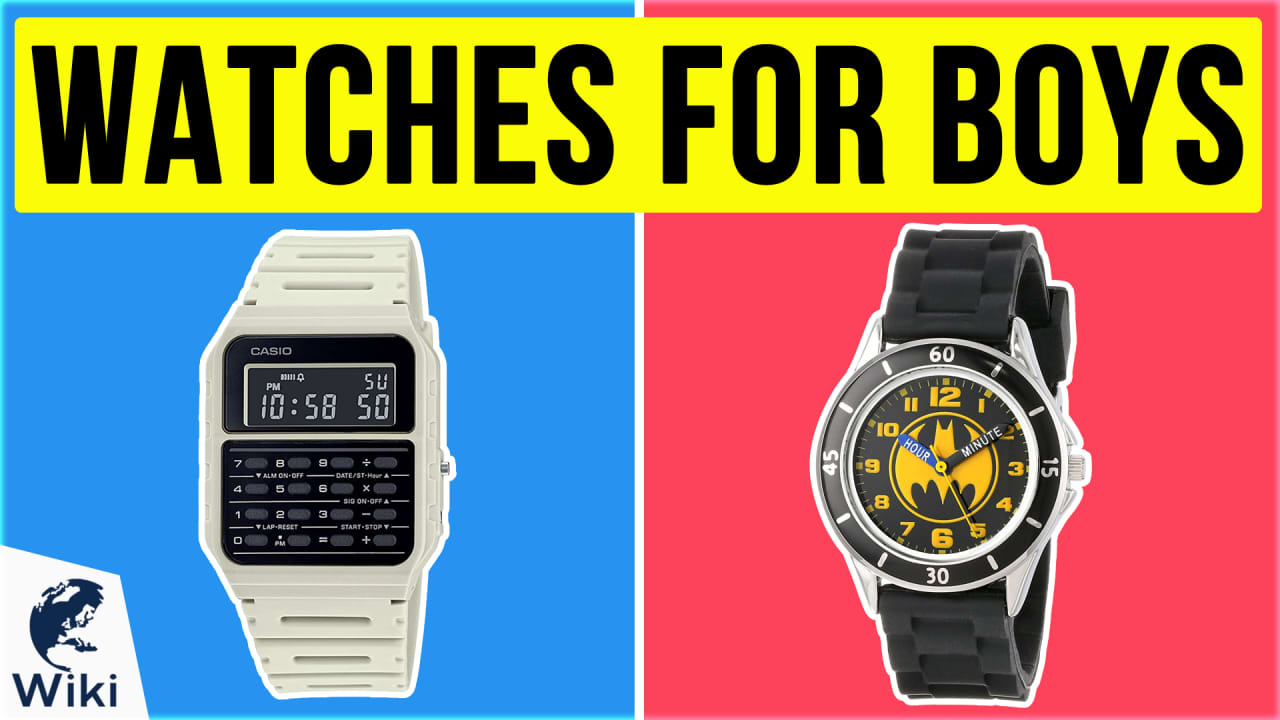 10 Best Watches For Boys