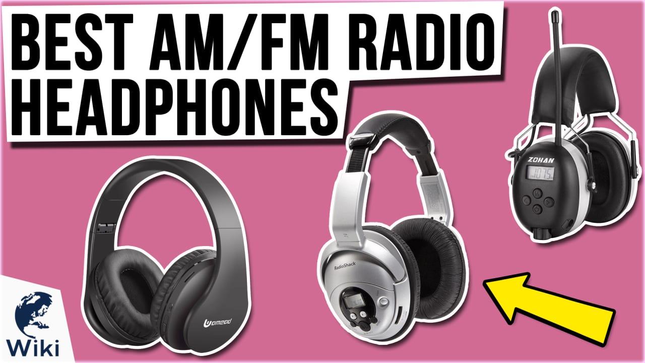10 Best AM/FM Radio Headphones