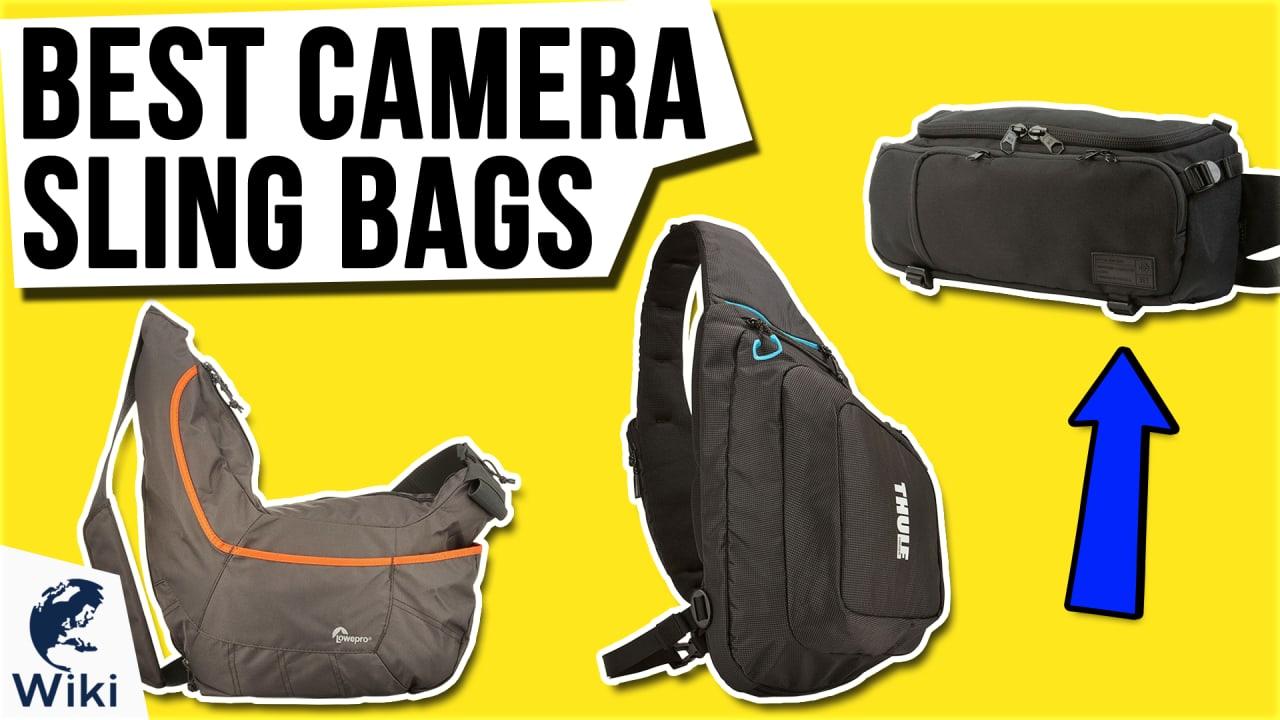 10 Best Camera Sling Bags