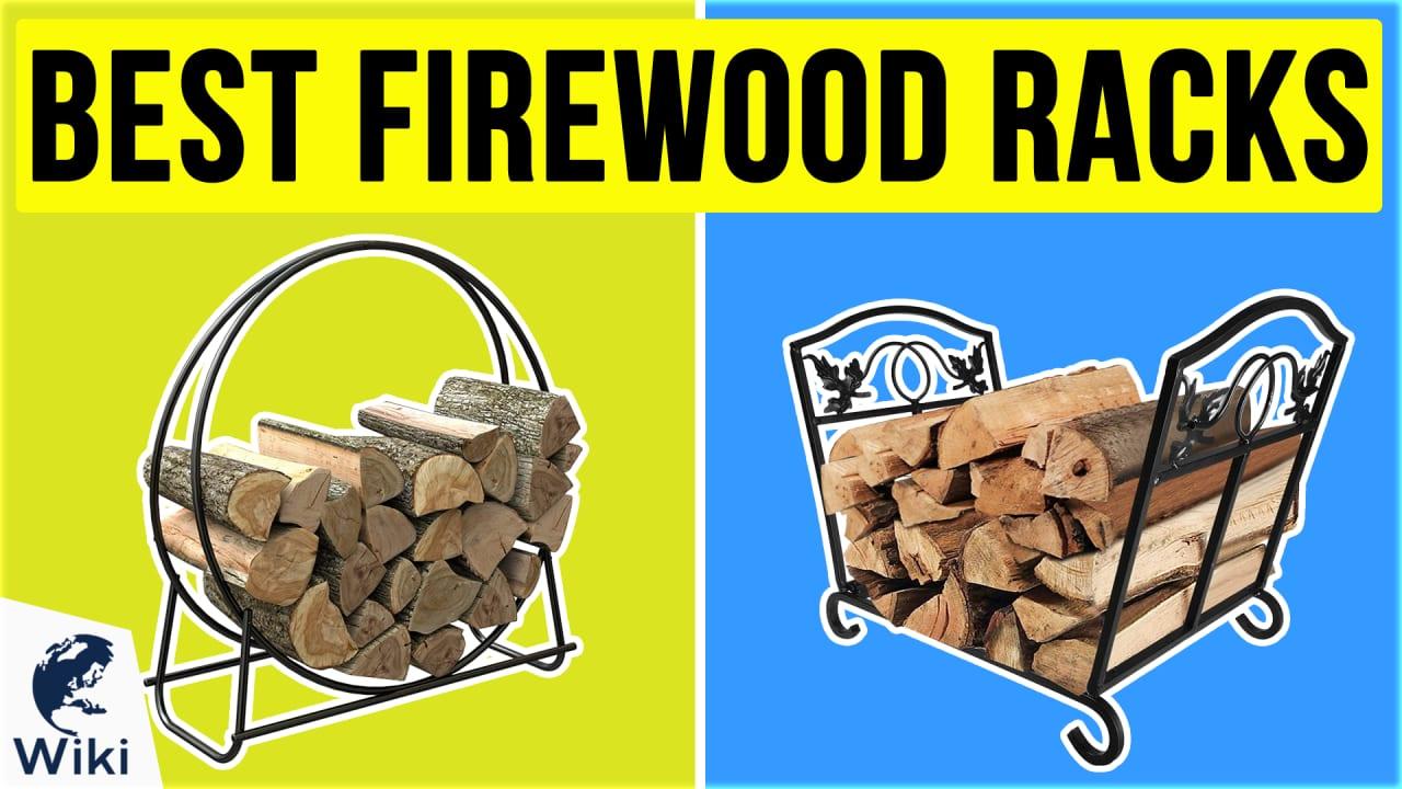 10 Best Firewood Racks