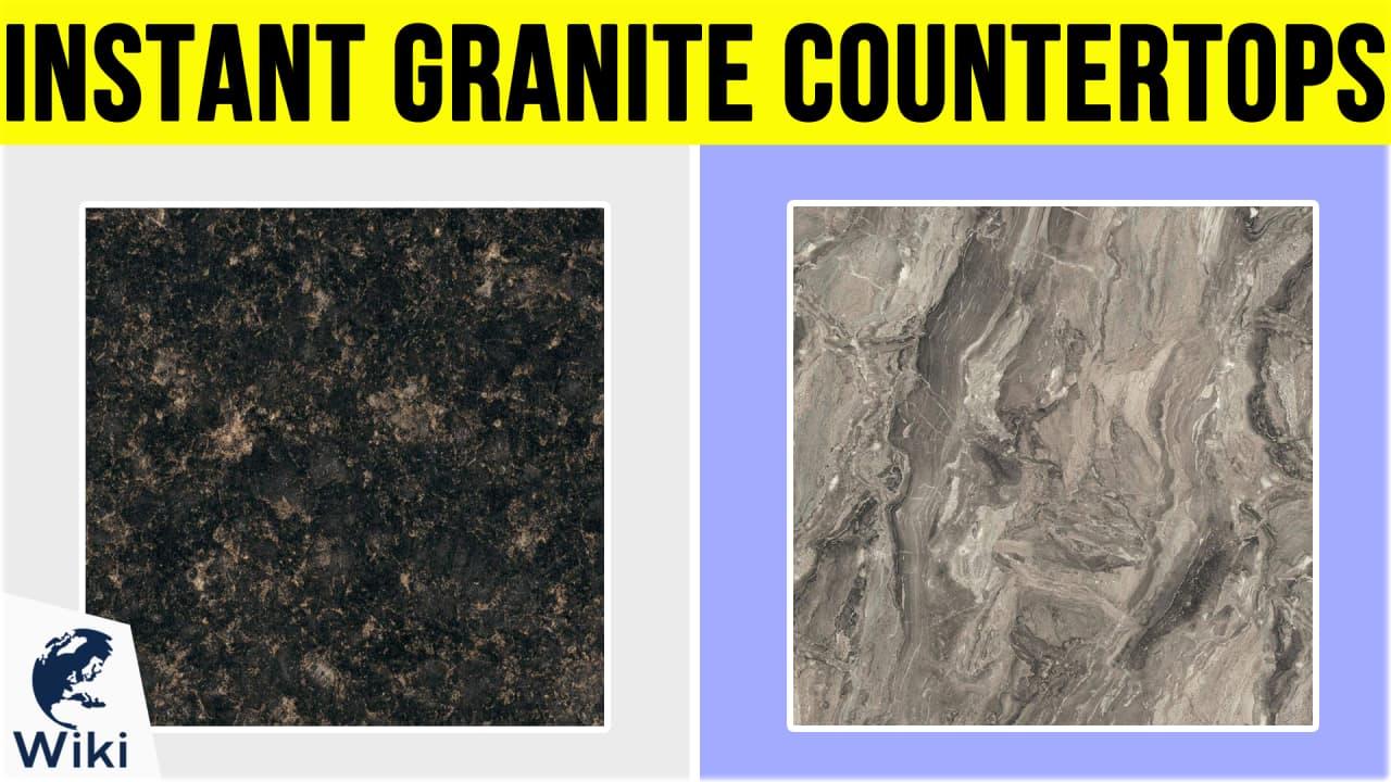 10 Best Instant Granite Countertops