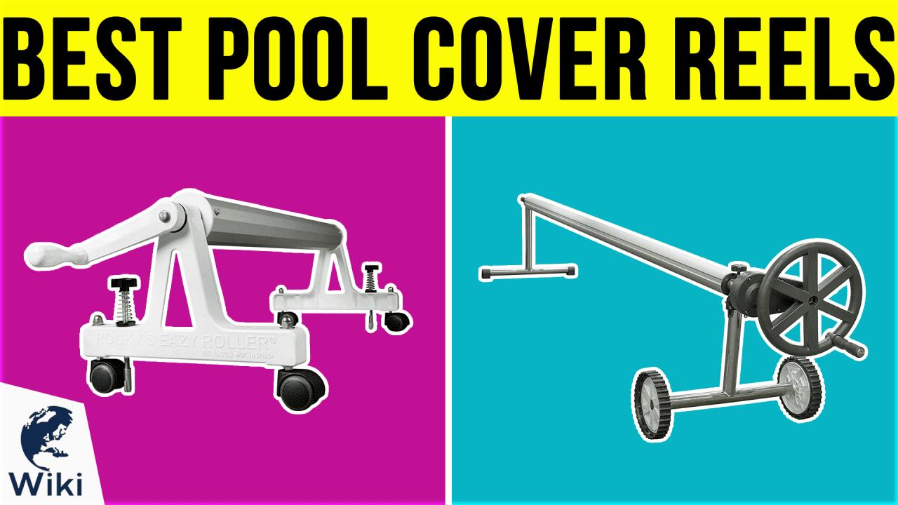 6 Best Pool Cover Reels