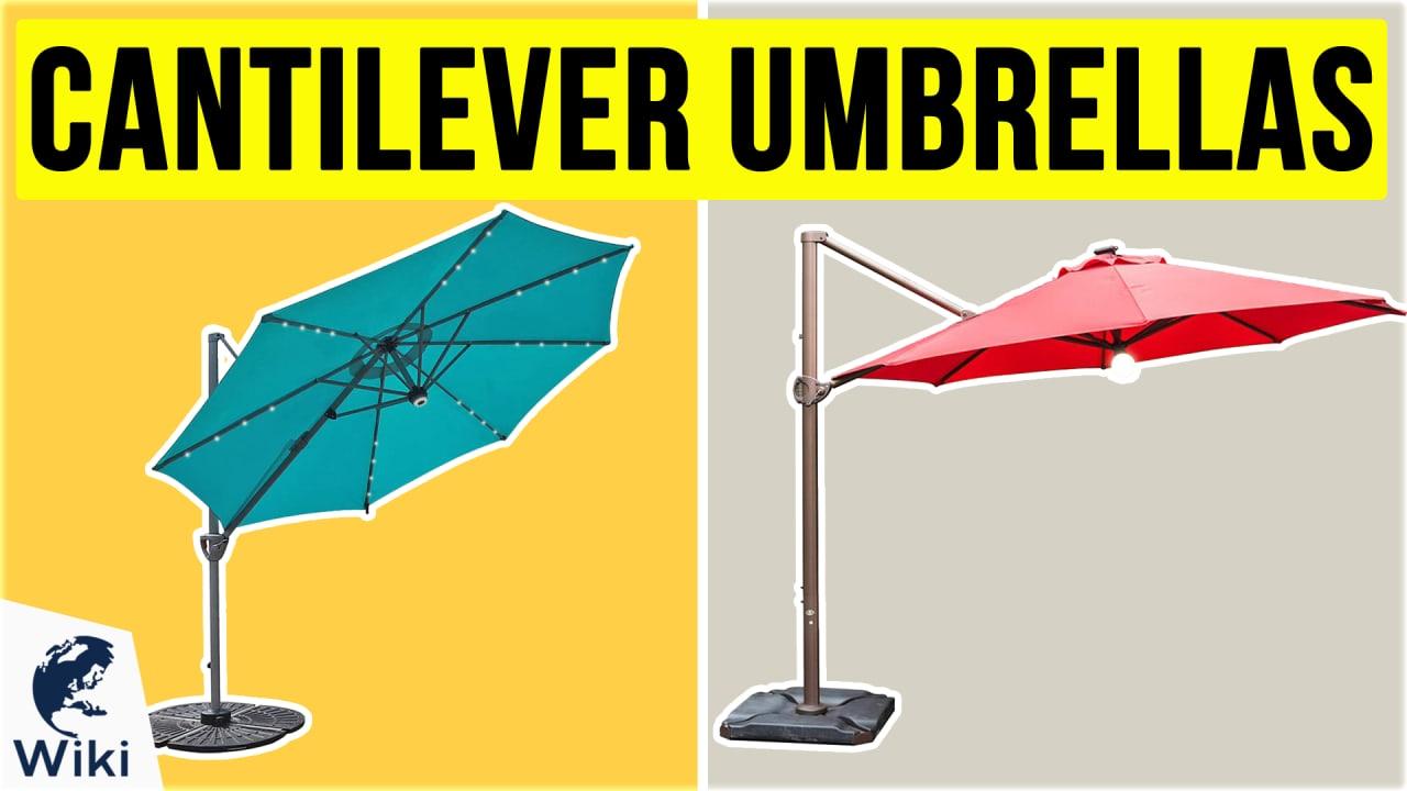 10 Best Cantilever Umbrellas