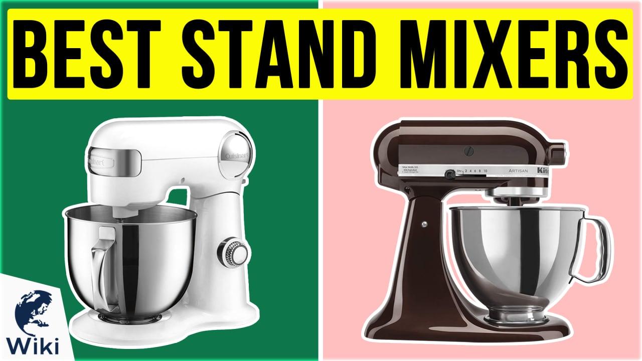 10 Best Stand Mixers