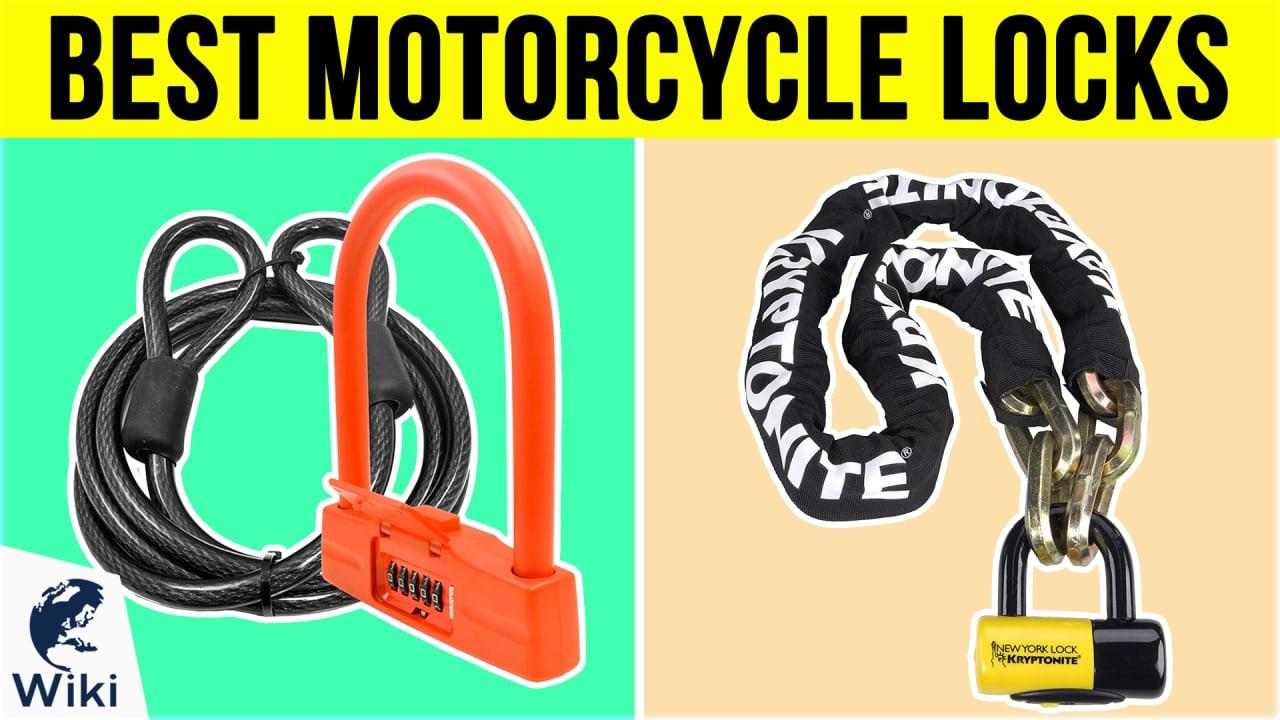 10 Best Motorcycle Locks