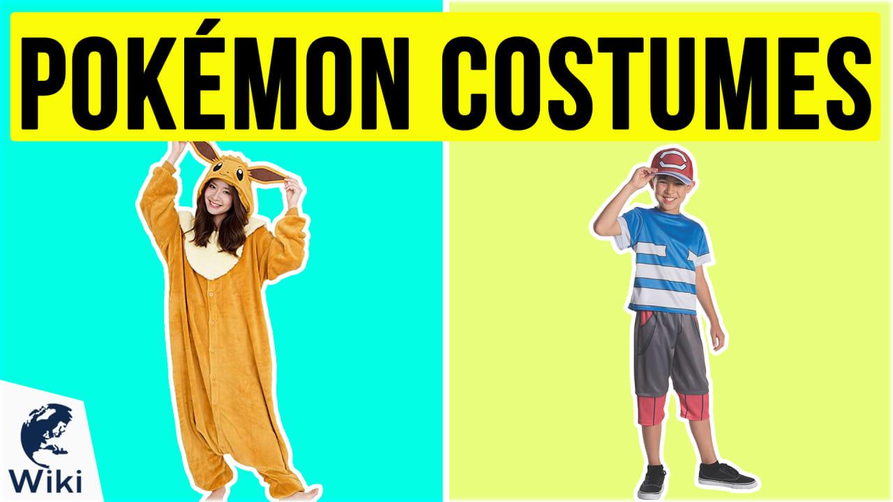 10 Best Pokémon Costumes