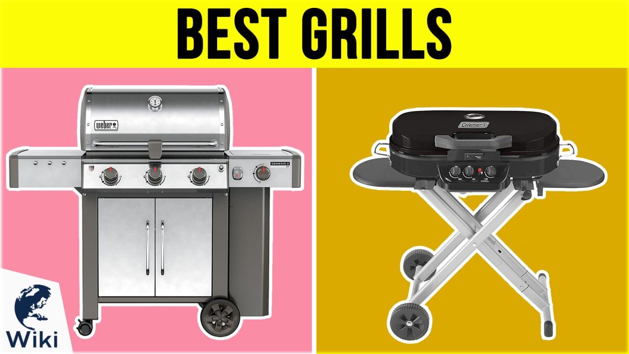 10 Best Grills