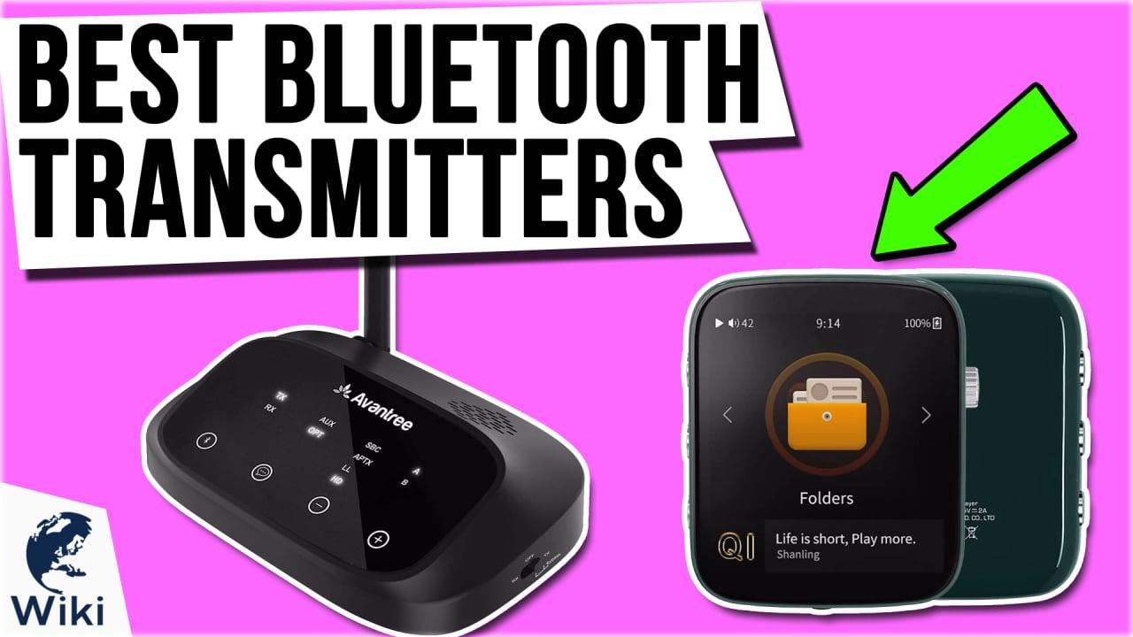 10 Best Bluetooth Transmitters
