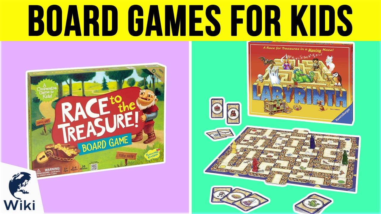 10 Best Board Games For Kids