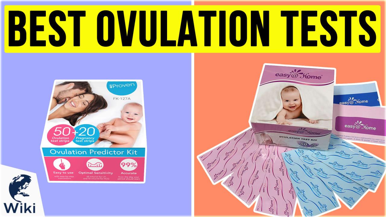 10 Best Ovulation Tests