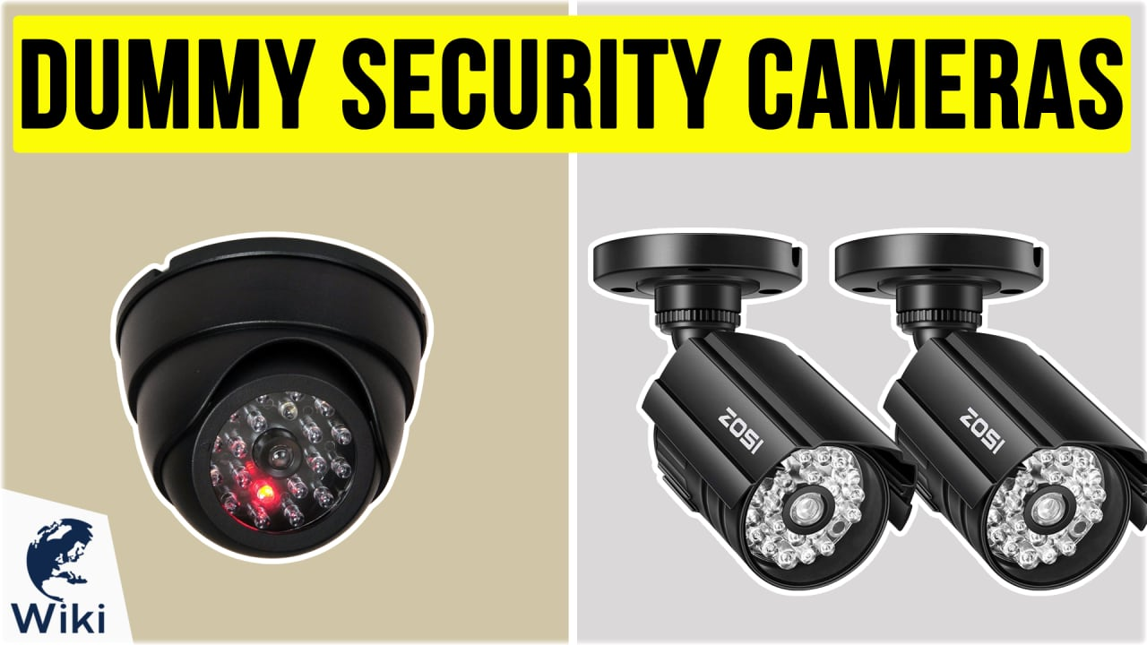 10 Best Dummy Security Cameras