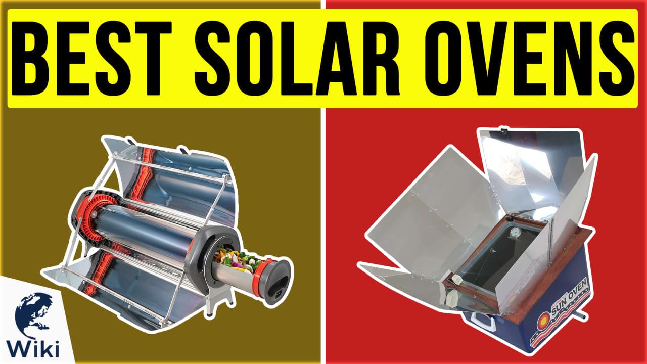 10 Best Solar Ovens