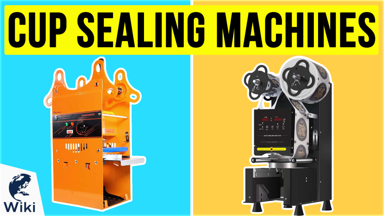 6 Best Cup Sealing Machines