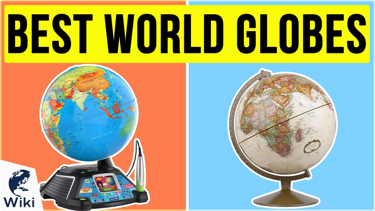 10 Best World Globes