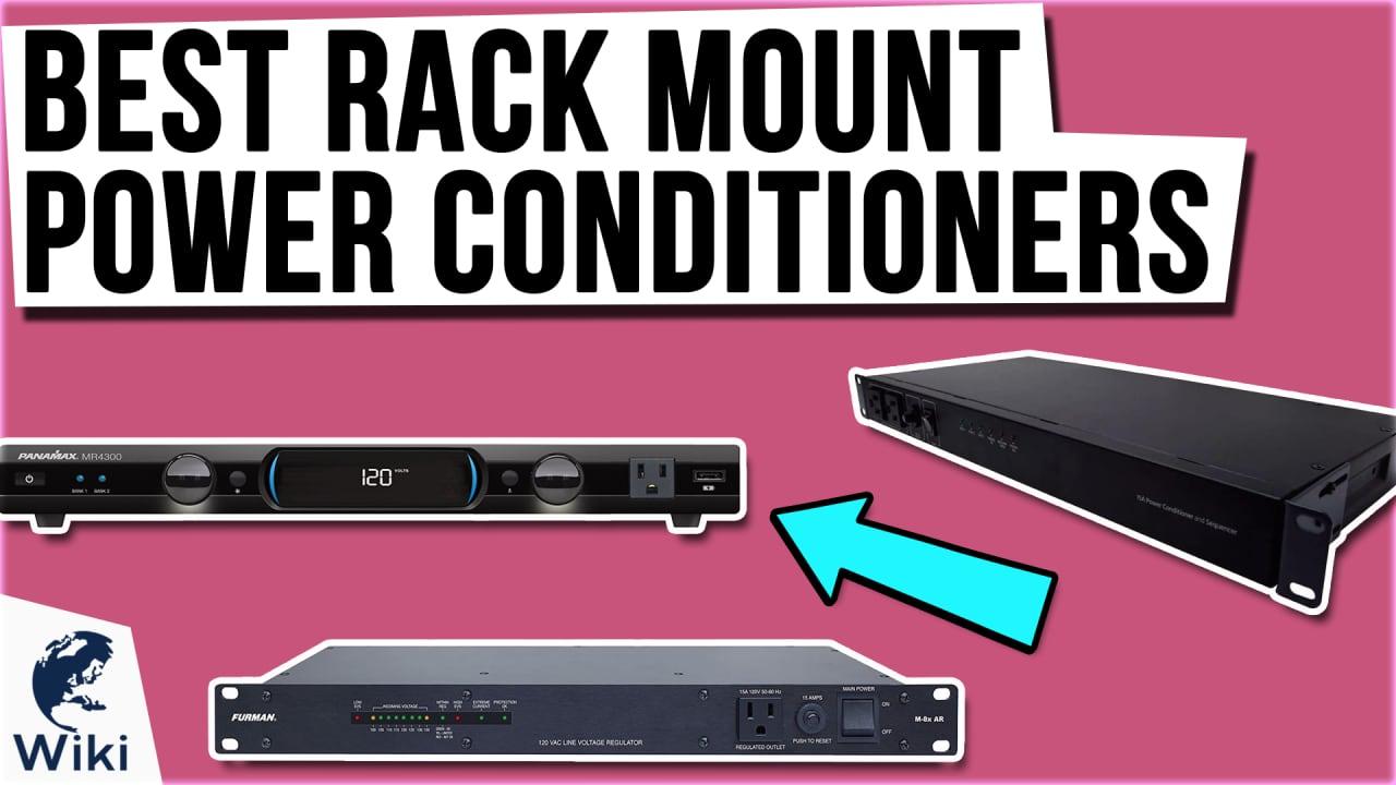 10 Best Rack Mount Power Conditioners