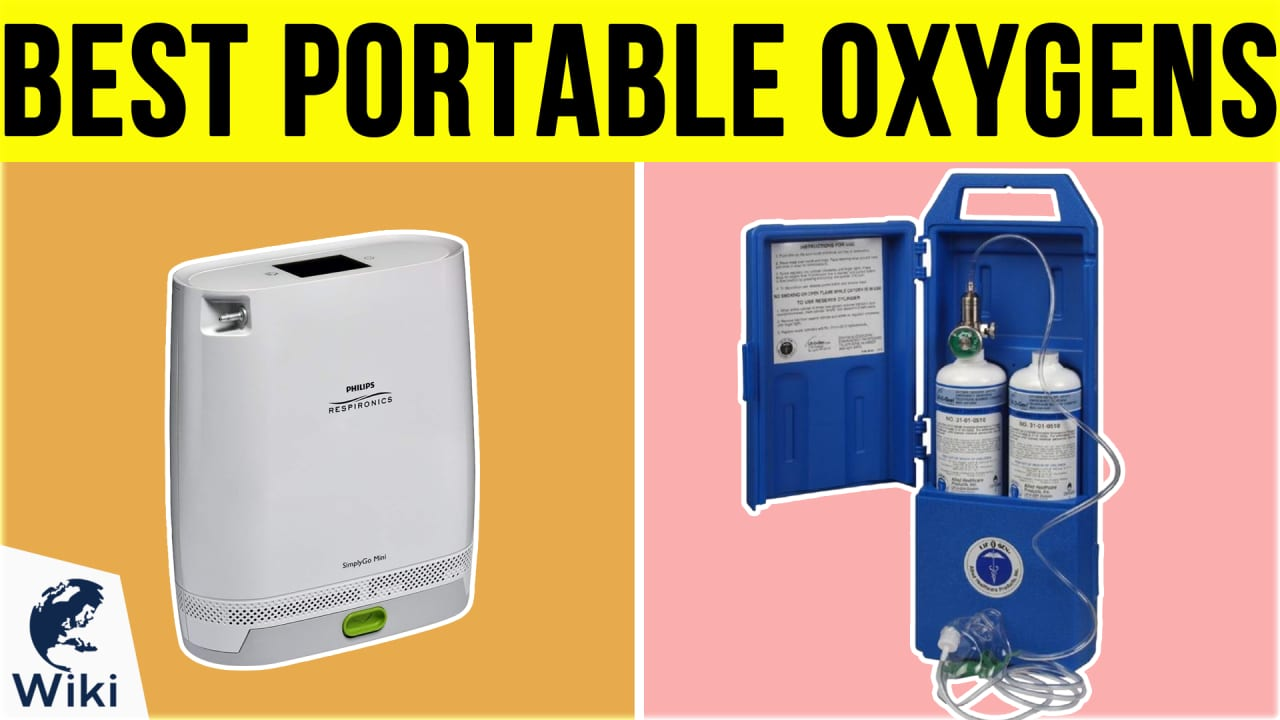 6 Best Portable Oxygens