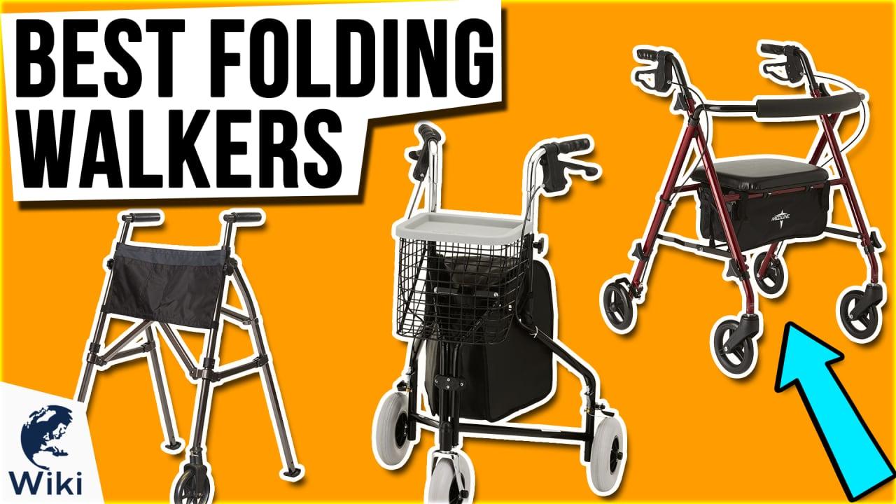 10 Best Folding Walkers