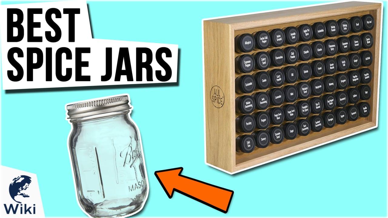 10 Best Spice Jars