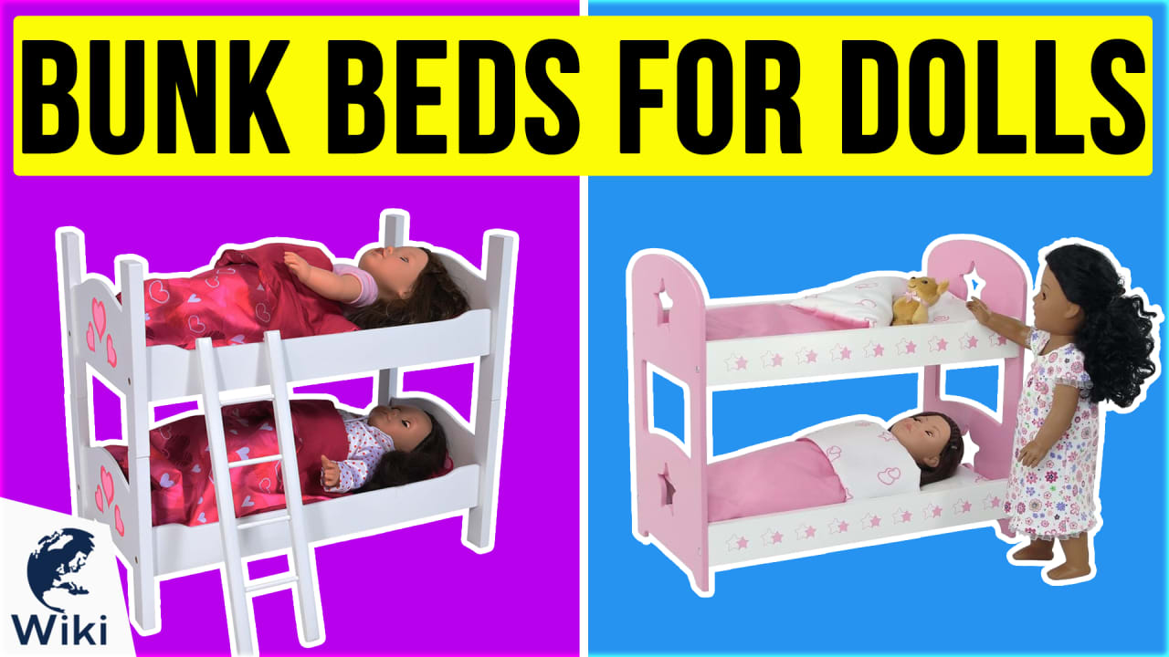 10 Best Bunk Beds For Dolls