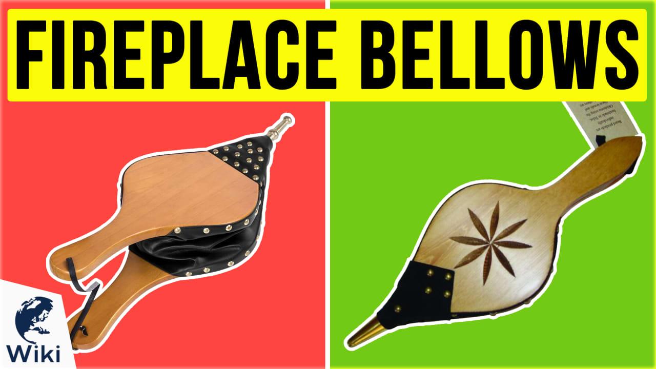 6 Best Fireplace Bellows