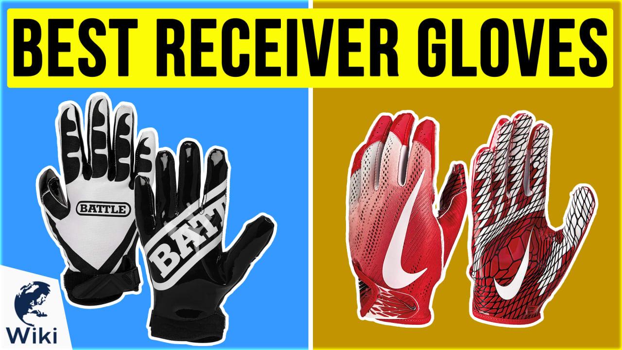 10 Best Receiver Gloves