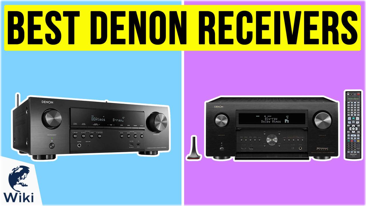8 Best Denon Receivers