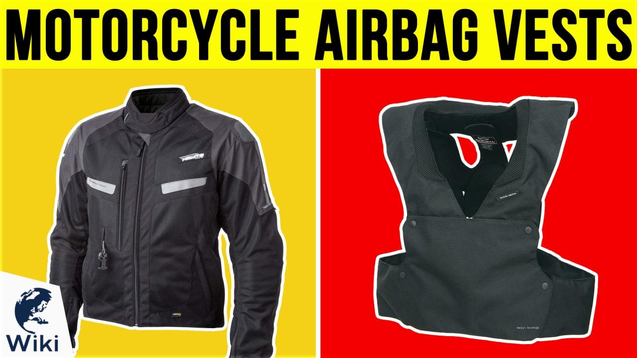 10 Best Motorcycle Airbag Vests