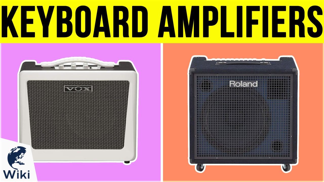 7 Best Keyboard Amplifiers