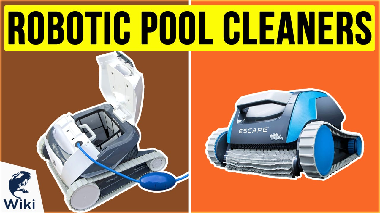 8 Best Robotic Pool Cleaners