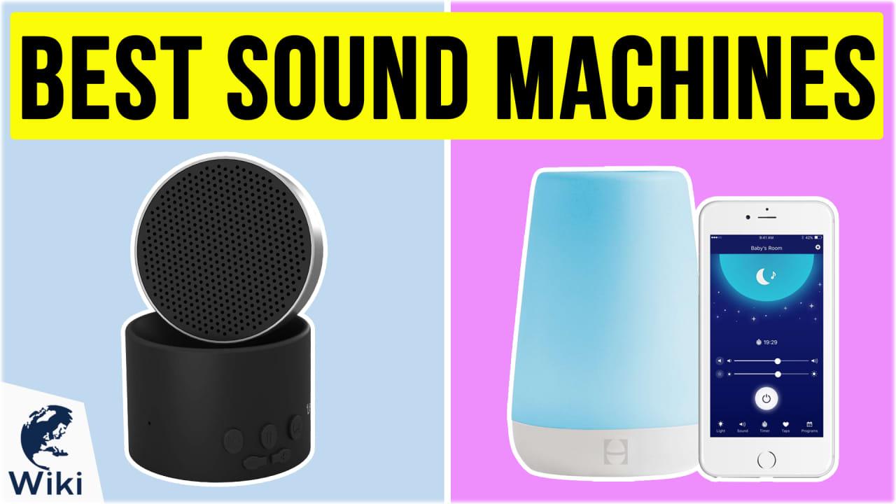 10 Best Sound Machines