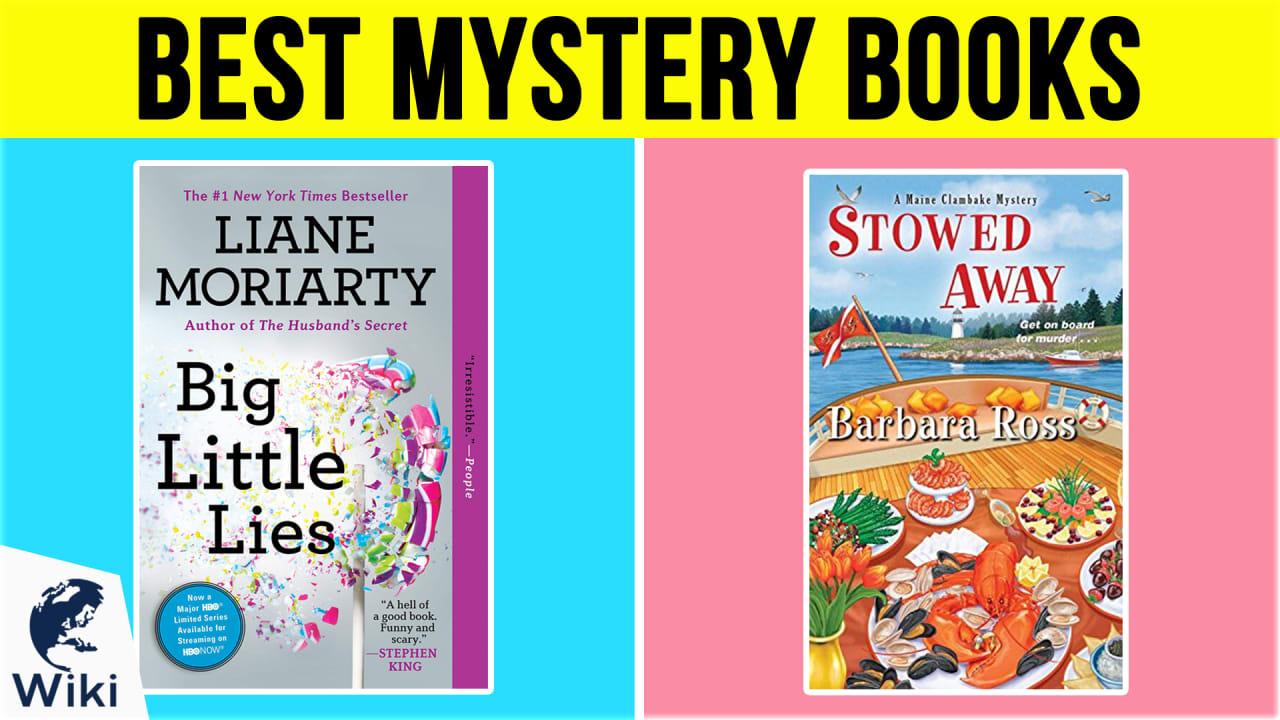 10 Best Mystery Books