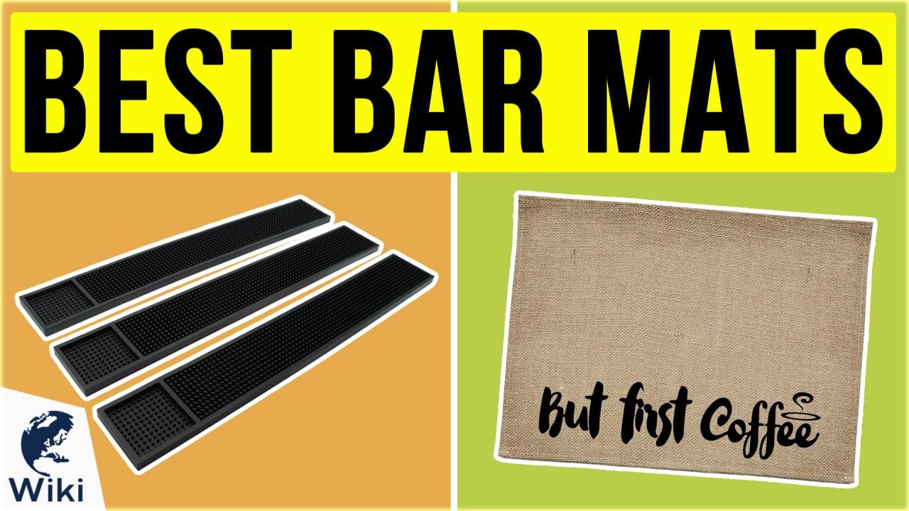 10 Best Bar Mats