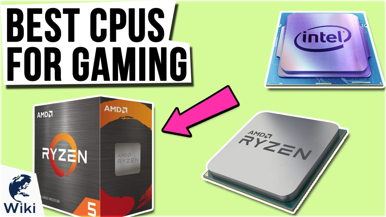 8 Best CPUs For Gaming