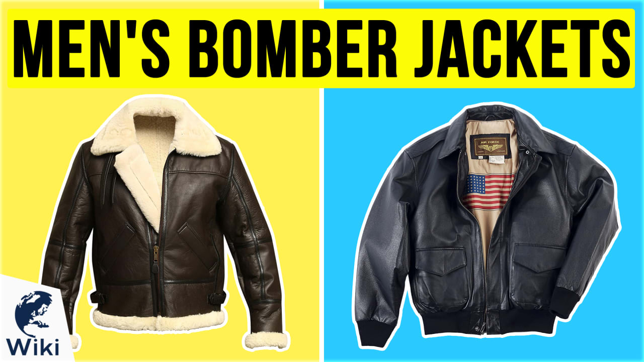 10 Best Men's Bomber Jackets
