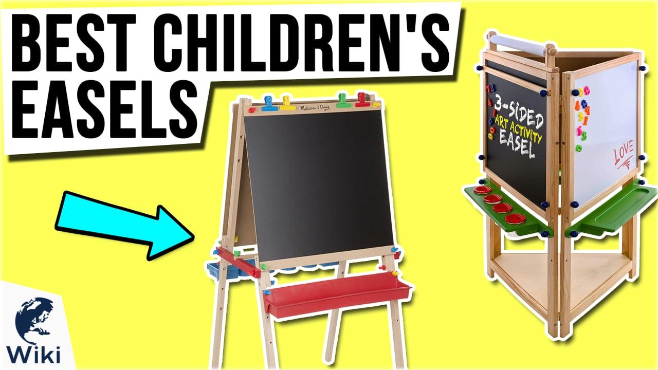 10 Best Children's Easels