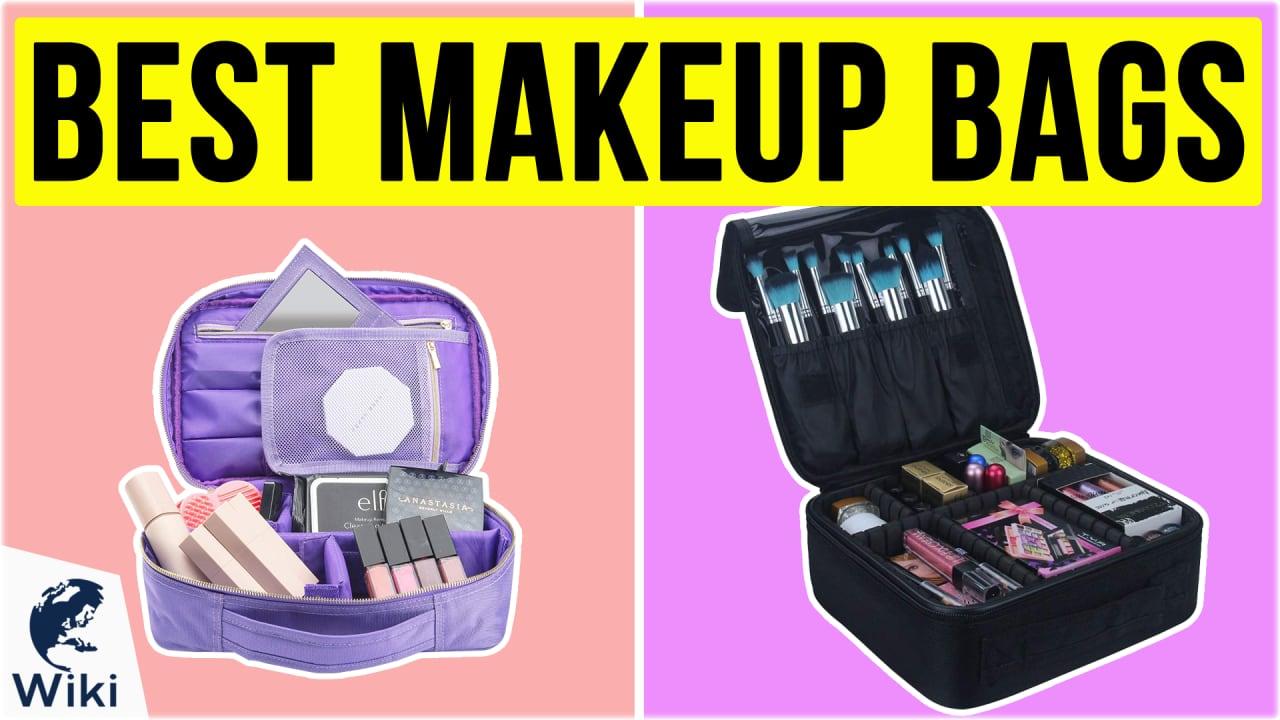 10 Best Makeup Bags