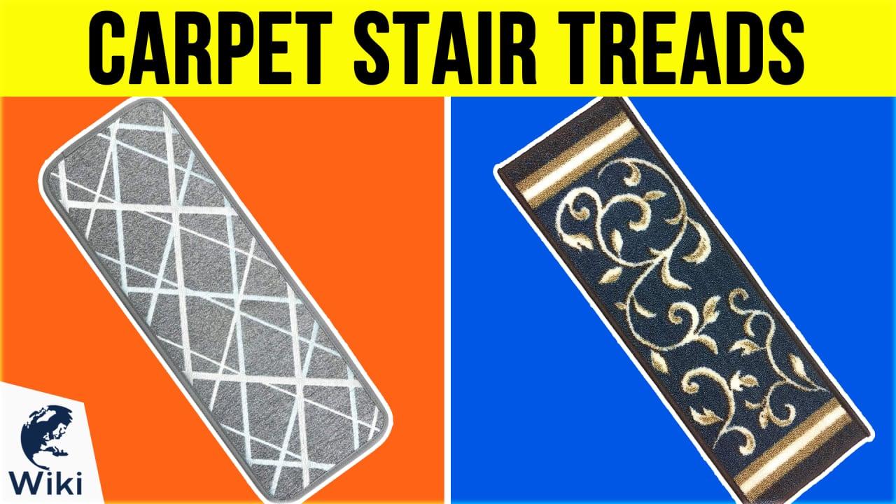 10 Best Carpet Stair Treads