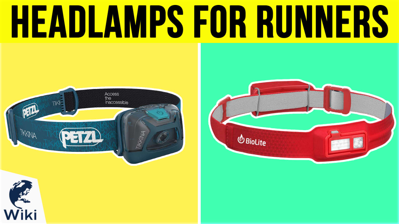 10 Best Headlamps For Runners