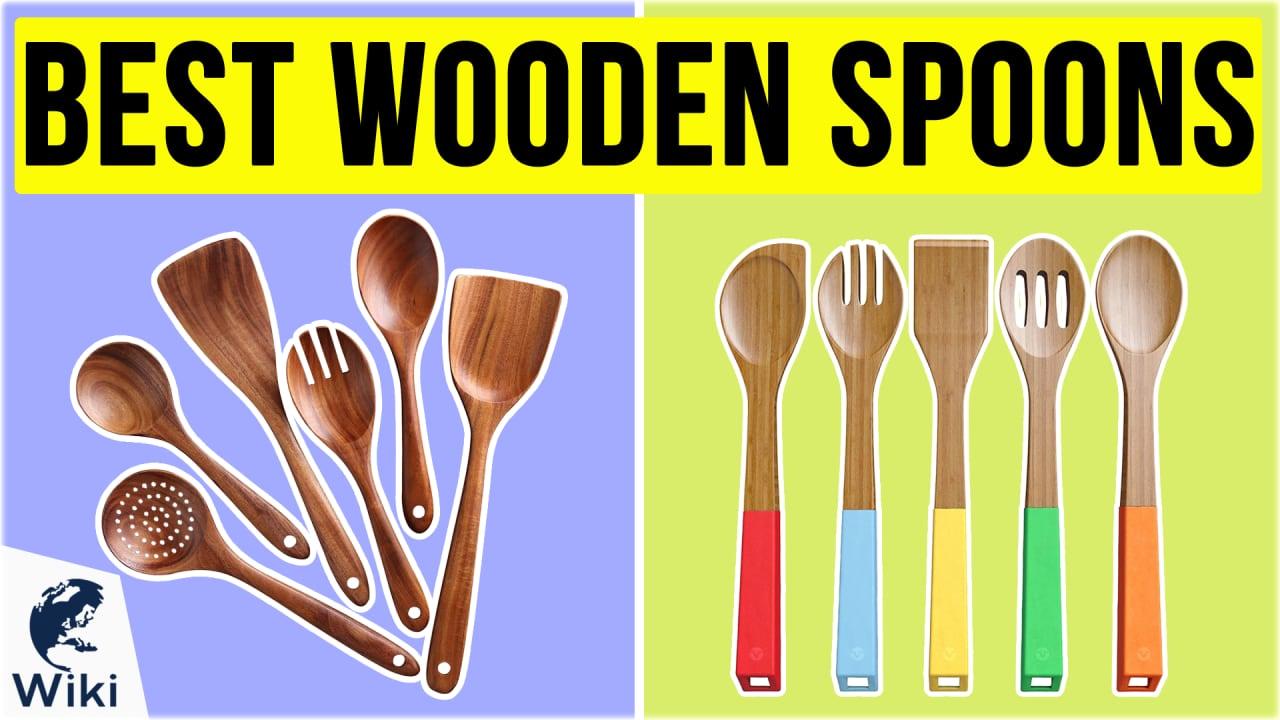 10 Best Wooden Spoons
