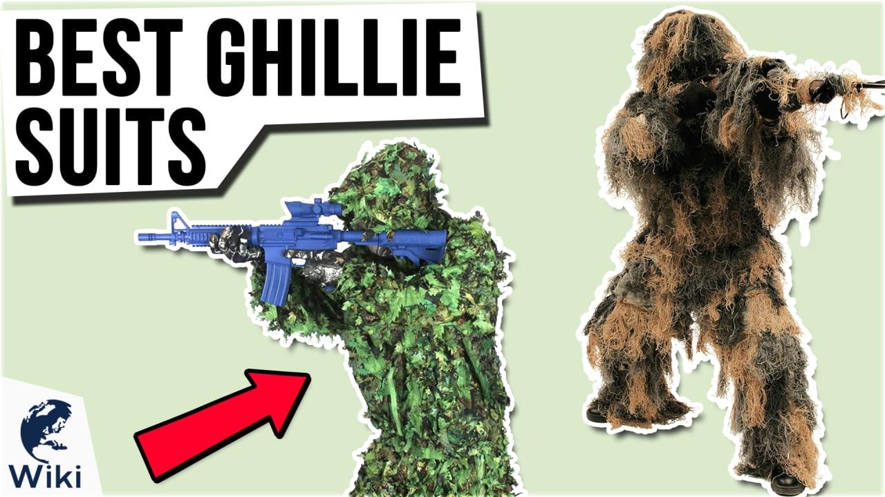 10 Best Ghillie Suits