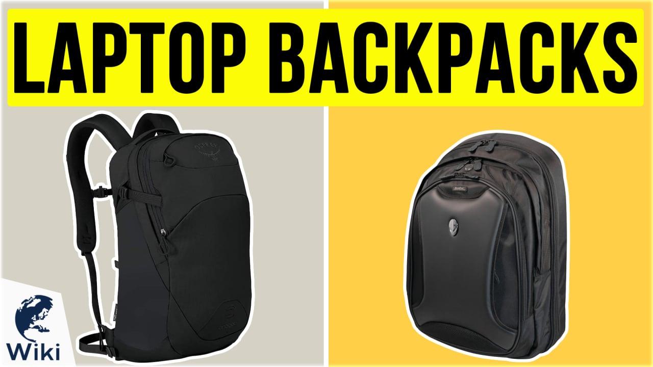 10 Best Laptop Backpacks
