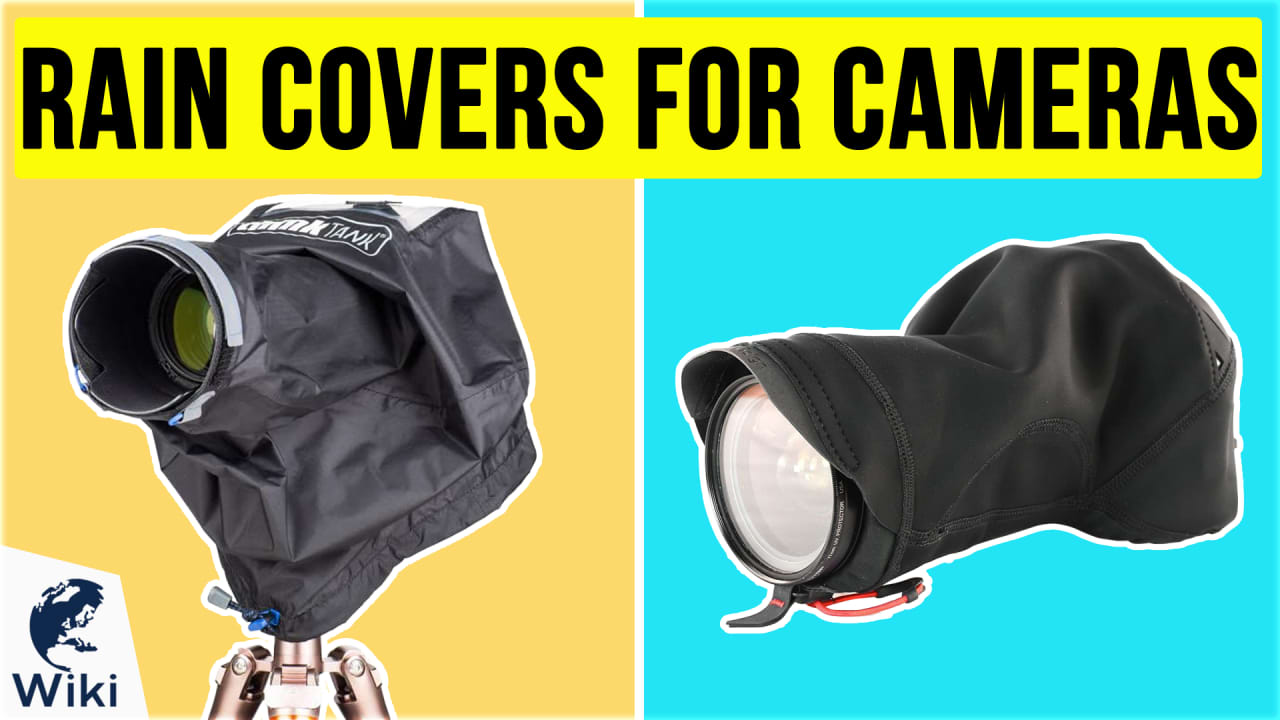 9 Best Rain Covers For Cameras