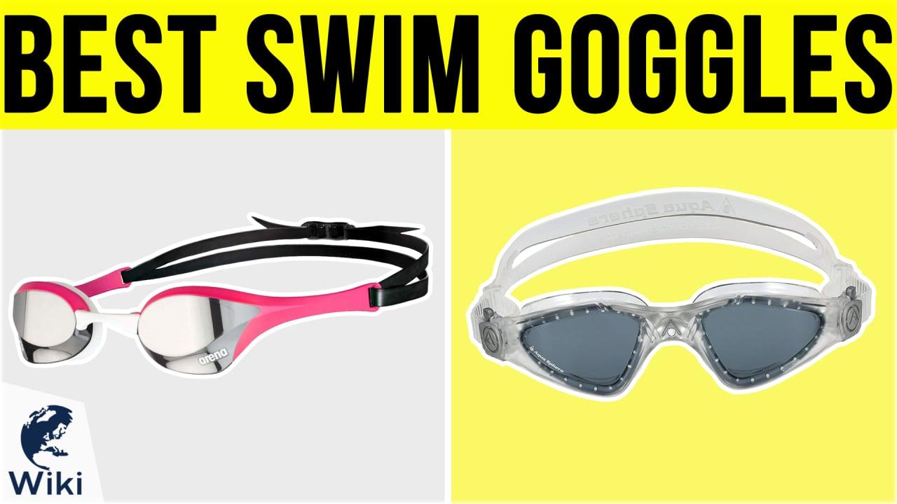 10 Best Swim Goggles