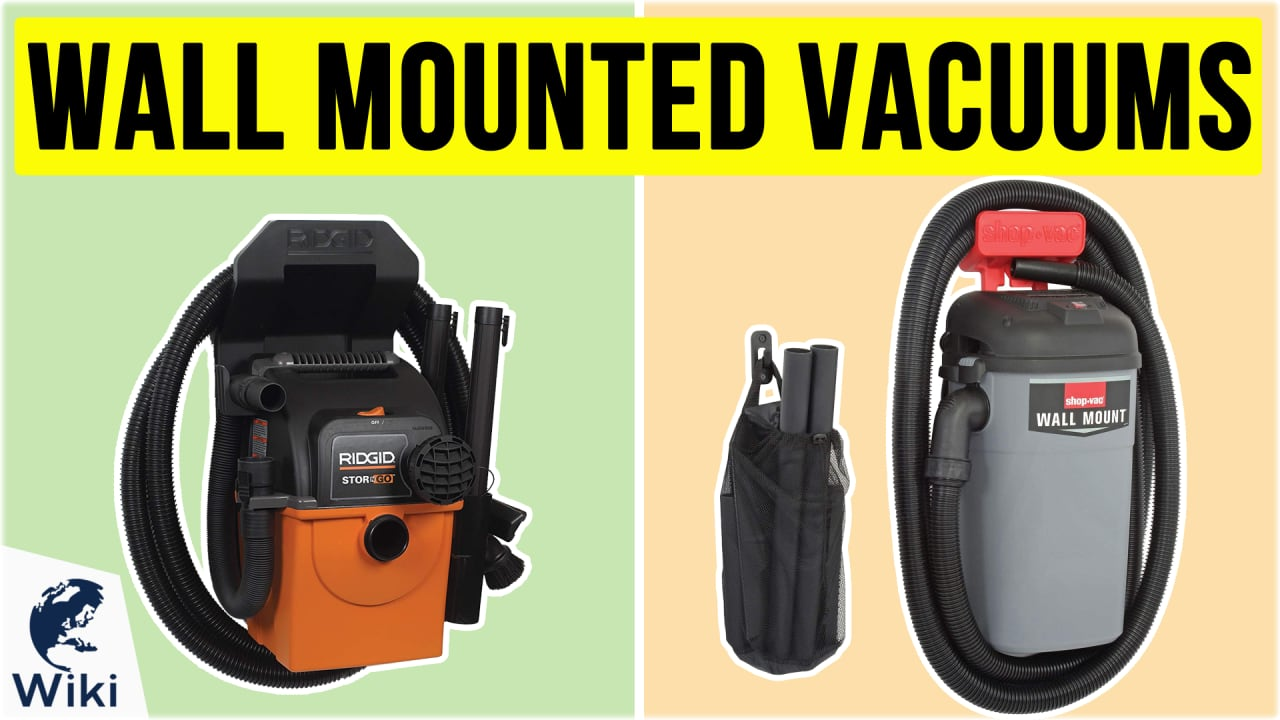 10 Best Wall Mounted Vacuums