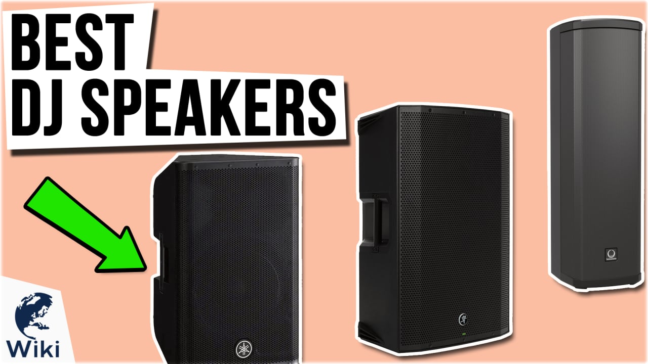 10 Best DJ Speakers