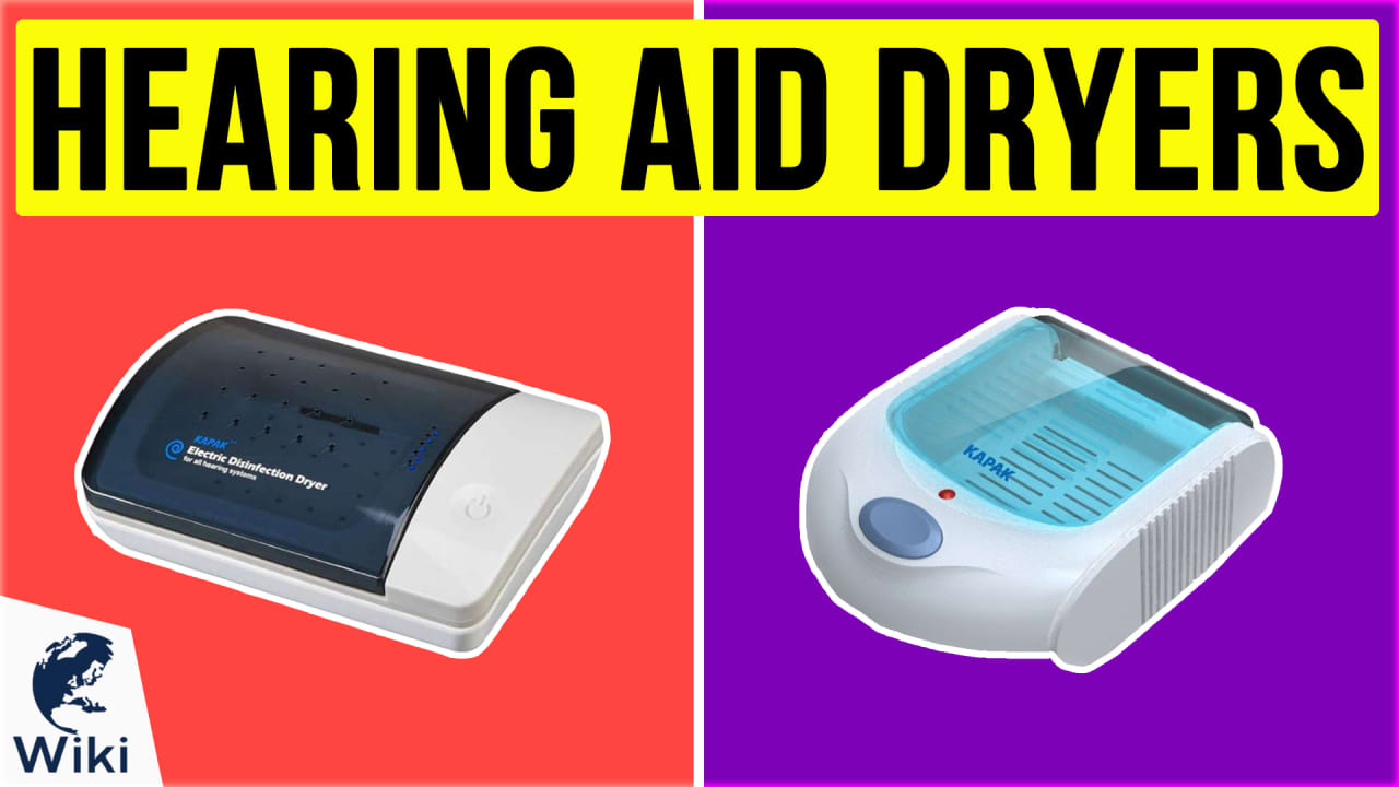 10 Best Hearing Aid Dryers