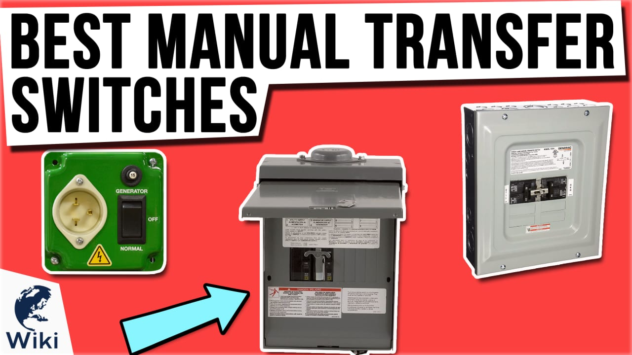 8 Best Manual Transfer Switches